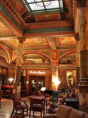 五つ星ホテル「メトロポール」だって敷居は高くない