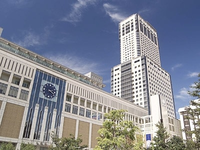 JRタワーホテル日航札幌(外観)