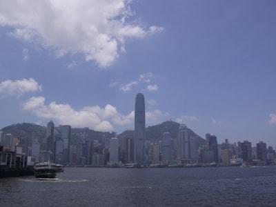 国際金融都市の風景