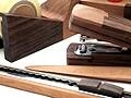 小さくても本格的に使える「木の文房具」の温かさ