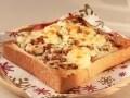 高カロリー納豆トースト