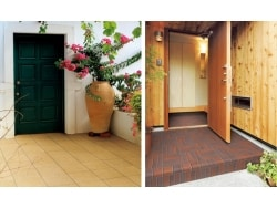 玄関土間・玄関ポーチタイルの選び方、6つのポイント