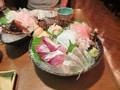 新鮮な海産物が味わえる 「炉端長屋一一 富山店」