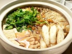 秋田名物 きりたんぽ鍋のおいしい作り方