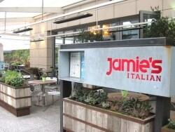 国民的シェフのお店「ジェイミーズ・イタリアン」
