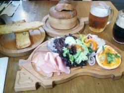 プラハの100点満点レストラン「コルコフナ」