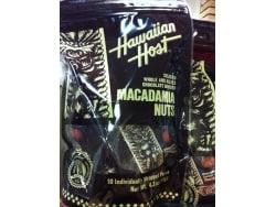 ハワイアンホーストのチョコレート