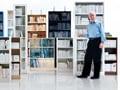 IKEAの本棚BILLYで作る書斎インテリア・1