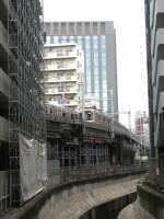 渋谷川と東横線