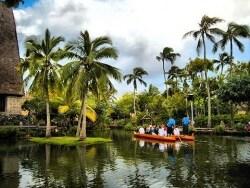 ハワイアンズ好きにお勧め!ポリネシア文化センター