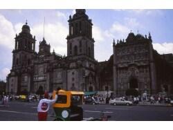 4時間半のメキシコシティー満喫ツアー