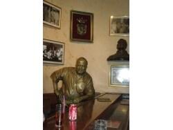 キューバ ヘミングウェイ博物館