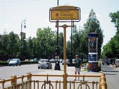 ハンガリー ハンガリー・ブダペスト ヨーロッパ最古の地下鉄 [ハンガリー] All About