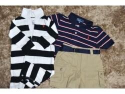 男の子をかっこよく見せるラルフローレンの子供服