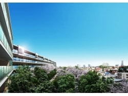三菱×三井「ミソラシア」総戸数306戸が高台に誕生