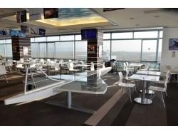 大阪・関西空港 地上の「機内食」レストラン