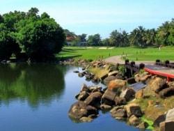 コタキナバル、ランカウイのゴルフ