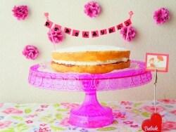 母の日に捧げたいヴィクトリアンサンドイッチケーキ