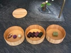 着物と和菓子を楽しむ「awai HIGASHIYA」オープン!