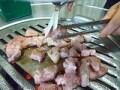 安くて美味しいステーキ風焼肉/ソウル