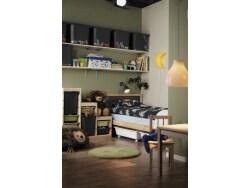 IKEAの家具で作れる「甘過ぎない男の子部屋」
