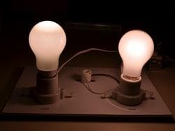 ますます進化する電球形LEDランプ その1