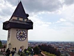 ウィーンから中世の魅力溢れる古都グラーツへ小旅行