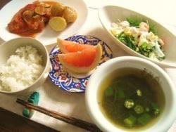 新緑の爽やかな季節を楽しむ献立レシピ