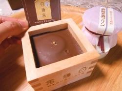 京都丹後ハクレイ酒造が生み出す「蔵Sweets 白嶺舎」