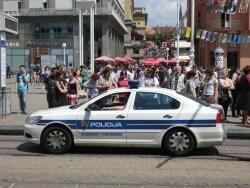クロアチアの治安
