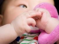 赤ちゃんが大好きな魔法時間もいつかは終わりが、、