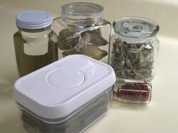 乾物を、ひとてまかけて保存
