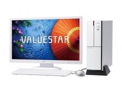 充実の高性能:NEC VALUESTAR VL750/MSW