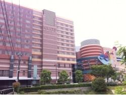福岡を代表する高級ホテル グランドハイアット福岡