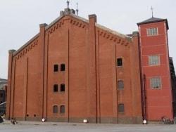 大正時代のレトロな雰囲気を残す 横浜赤レンガ倉庫