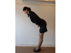 第一印象を左右する!美しい姿勢・お辞儀の仕方
