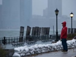 ニューヨーク・雨の日の過ごし方