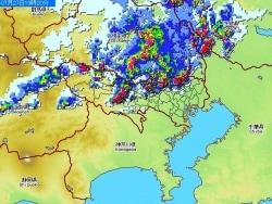 ゲリラ豪雨・台風、街のどこが危険になるのか
