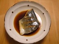 魚の煮付けにベストマッチ!煮汁の黄金比率
