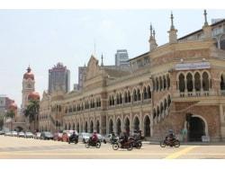 マレーシアの歴史を語る ムルデカ・スクエア/KL
