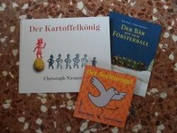 読めなくても欲しくなる、ドイツの絵本たち