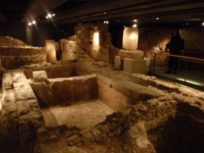 バルセロナ歴史博物館