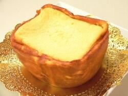 ホームベーカリーで「チーズケーキ」を焼いてみる!