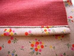 三つ折り縫いの手順と3つのコツ ハンドメイドの基礎