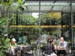 世界で活躍するパン職人こだわりのパン/シンガポール