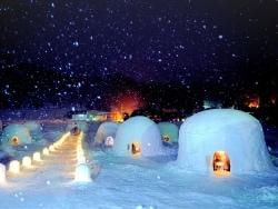 家族で楽しい雪国の遊び体験!(信州いいやま)
