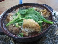 マレーシア発祥の薬膳料理、バクテー(肉骨茶)