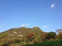 千葉のマッターホルン「伊予ヶ岳」登山に親子で挑戦