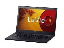 世界最軽量の13.3型「NEC LaVie Z」