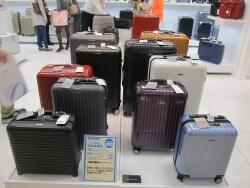 首都圏随一!新宿小田急ハルクのスーツケース売場へGO